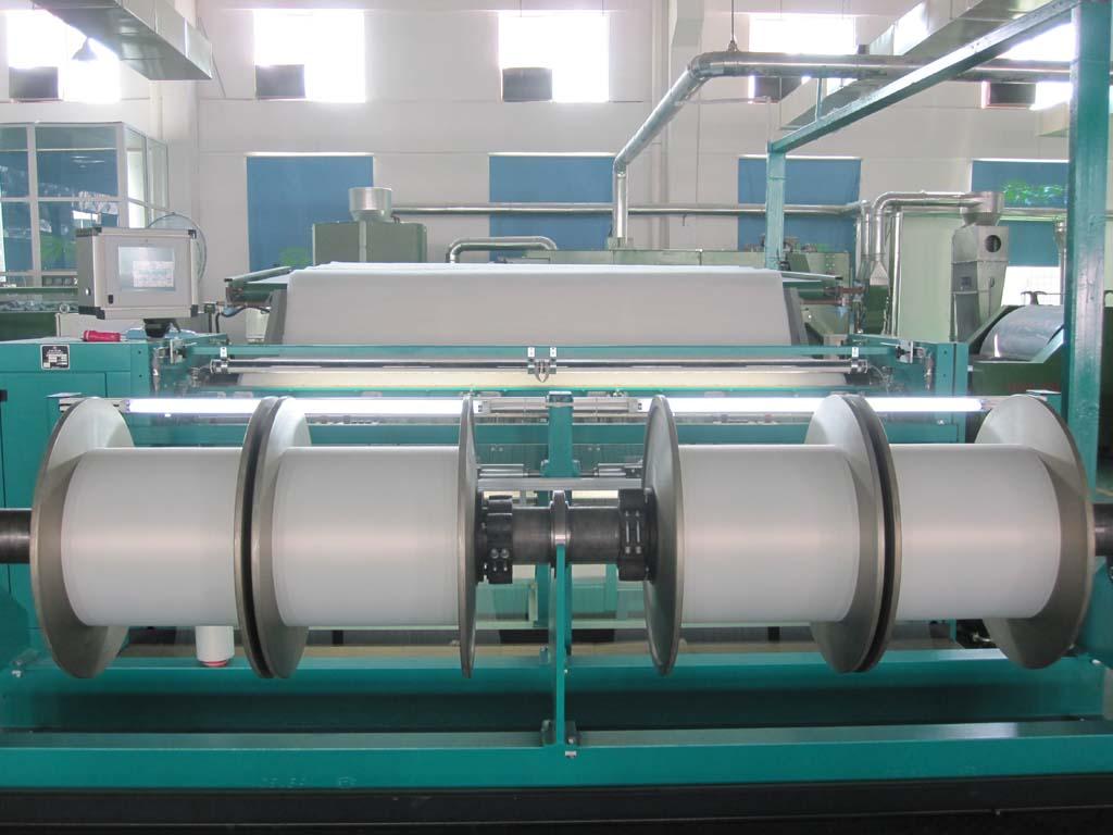 Xưởng sản xuất vải không dệt